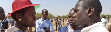 Citizen-journalist training course held in Burkina Faso