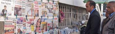 Madagascar: general mobilisation for the elections