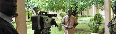 Elections in Mali: ORTM working with CFI