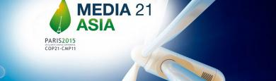 Media-21, journalism and climate change: providing better information about climate in South-East Asia and Africa