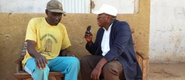 Radio against Ebola