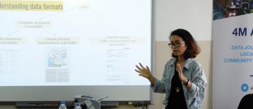 #4MAsia : comment lancer un projet de data journalisme ?