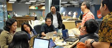 Formation au data journalisme pour les entreprises médiatiques des pays de l'ASEAN