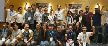 4M Asia closes in Jakarta