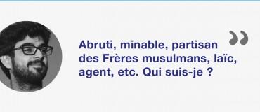 """""""Moi, journaliste libyen"""" : Mounir Almouhandes"""