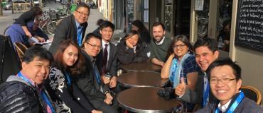 4M Asia: progress review in Paris