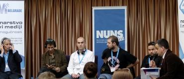 Forum 4M Belgrade: Journalism and new media: new frontiers