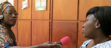 Mali au féminin : 1ère formation radio