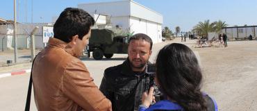 Shabab up ! École : 2e atelier multimédia en Tunisie