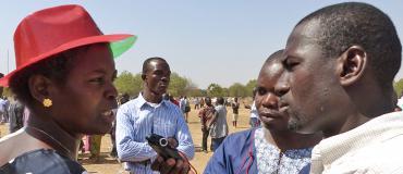 Formation au journalisme citoyen au Burkina Faso