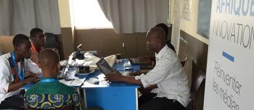 Abidjan: the first media innovation marathon