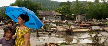 Indonesia - Support for media outlets and journalists affected by the tsunami