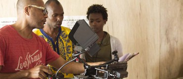 """Direct yourself!"": a training course for directing African TV series"