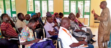 Au Burkina, des ateliers pour renforcer la participation des citoyens dans la gestion de leurs communes