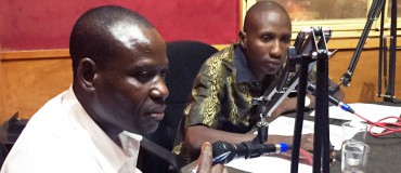 """Witness"" broadcast over Burkina Faso's airwaves"