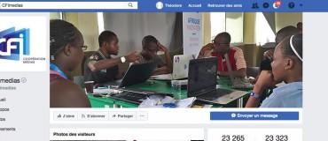 Comment continuer à lire les contenus de CFI Médias, sur Facebook ?