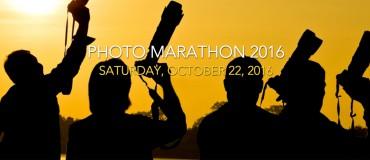 Seven-city Photo Marathon to be held on 22 October