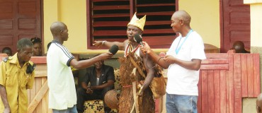 La radio Zoukpana délocalise ses antennes pour une journée spéciale à Wapo