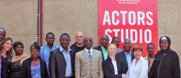 Closure of the Images of Africa Training project