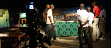 Support for the production of election debates in Burundi