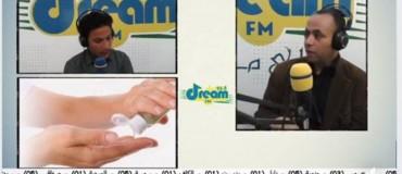 Dream FM tackles the coronavirus in Tunisia