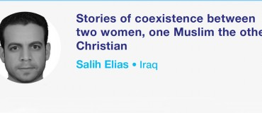 Stories of coexistence between two women, one Muslim the other Christian