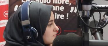 Fadwa Safouh : cette bourse m'a aidée à réaliser l'un de mes rêves