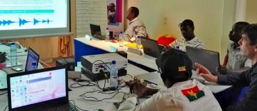 Le renforcement de formateurs burkinabè : au cœur de la pédagogie de FasoMédias