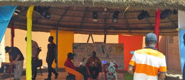 Emission spéciale artistes & citoyenneté au FESPACO 2017