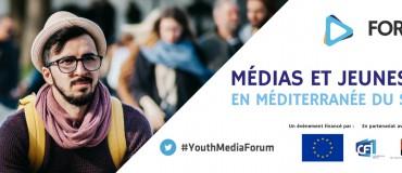 """""""Médias et jeunesses : je t'aime, moi non plus ?"""" 80 jeunes des pays du sud de la Méditerranée réunis à Beyrouth les 15 et 16 mars 2017"""