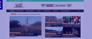 Guinée Décalée: providing news through satire
