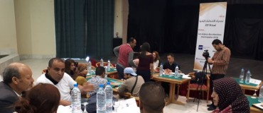 Municipal elections of 6 May 2018: journalists gather for workshops in Sousse and Djerba