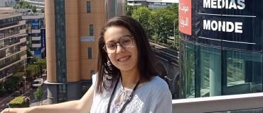 Témoignage d'Imane Rhati, boursière MediaLab Campus