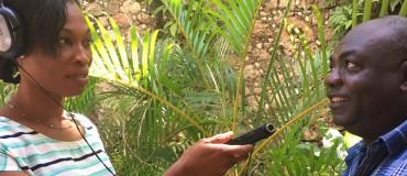 Haïti : priorité à l'info locale