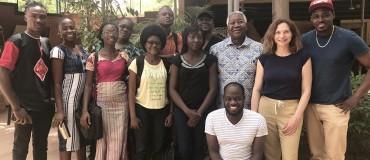 À Kinshasa et Ouagadougou, des scénaristes planchent sur les prochaines séries africaines