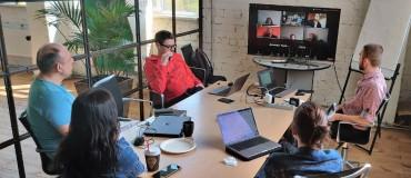 Nine professionals improve thier skills in Justice Journalism