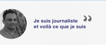 """""""Moi, journaliste libyen"""" : Rizk"""