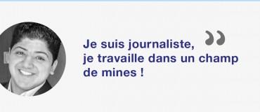 """""""Moi, journaliste libyen"""" : Sleiman Al Barouni"""