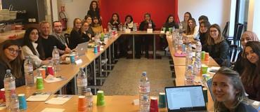 Lanceuses d'alerte : l'IPSI et l'école de journalisme de Grenoble couvrent la thématique lors d'une rédaction éphémère