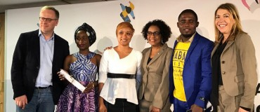 Two beneficiaries of the NAILA project win awards at the Prix Francophone de l'Innovation dans les Médias