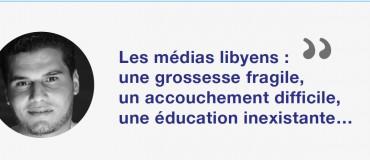 """""""Moi, journaliste libyen"""" : Imad Hamed"""