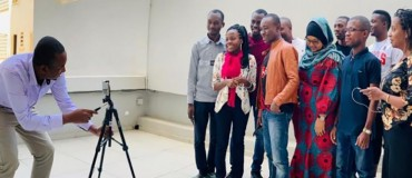 """Testimonials from the 11 recipient media professionals, 18 months after NAILA: """"I learnt more in 18 months than in 10 years"""""""