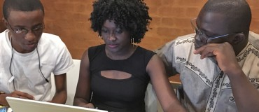 Pure players hone their online writing skills in Dakar