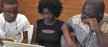 Pure players hone their online writing skills in Dakar
