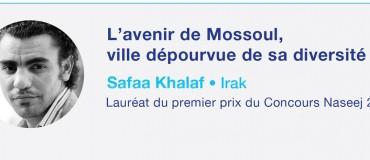 L'avenir de Mossoul, ville dépourvue de sa diversité