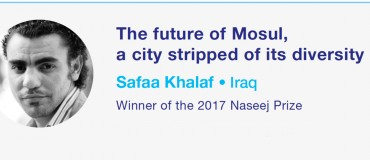 The future of Mosul, a city stripped of its diversity