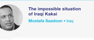 The impossible situation of Iraqi Kakai