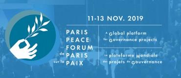Pour une meilleure implication de la jeunesse sahélienne dans les médias : le projet MédiaSahel présenté au Paris Peace Forum 2019
