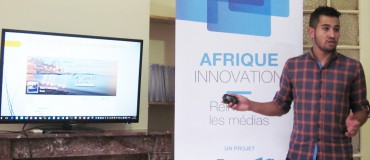 Media innovation was the focus of three hackathons in Tunis, Casablanca and Algiers