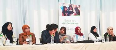 Au Maroc, initiation au plaidoyer pour les droits des femmes